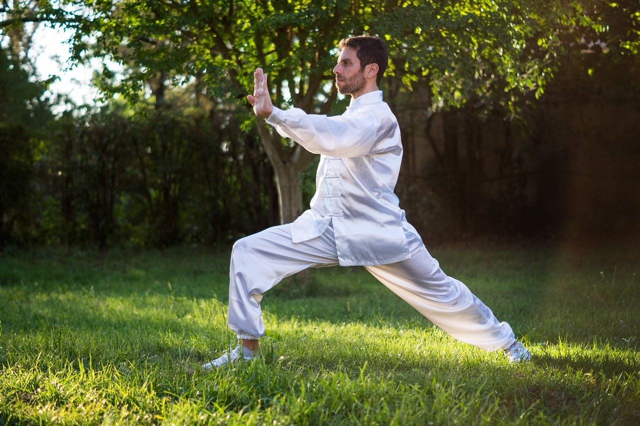 tai chi chuan exercices