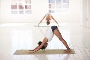 Cours de yoga à Nantes chez June