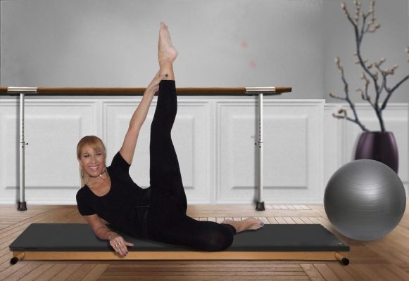 Madame le professeure de Pilates